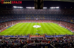 FC Barcelona stadium and museum
